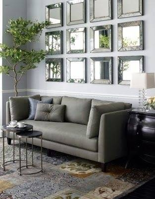Download Living Room Mirror Ideas | Astana Apartments Within Unusual Large Mirrors (#10 of 20)