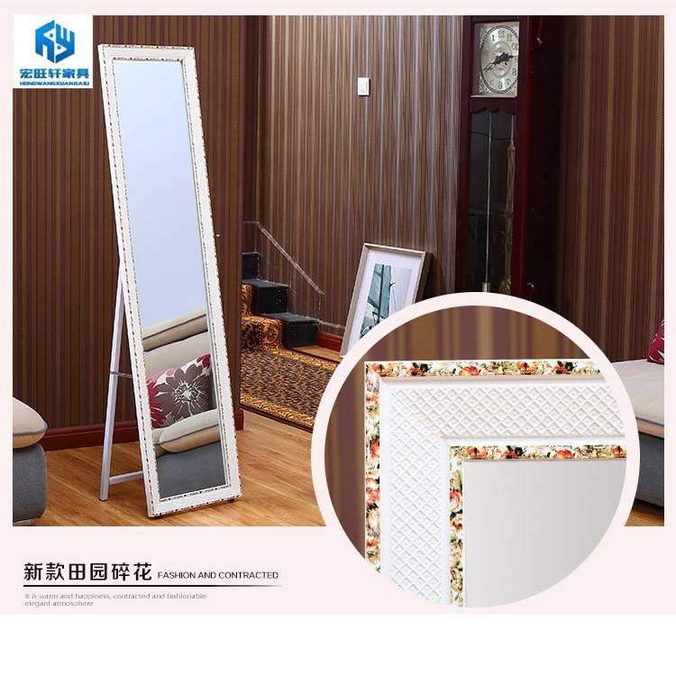 Dressing Mirror Full Length Mirror Floor Full Length Mirror For Floor Dressing Mirrors (#11 of 15)