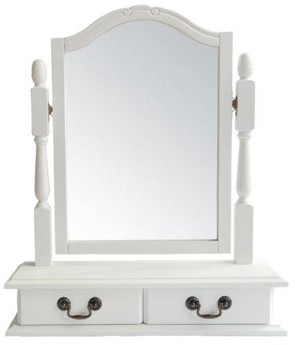Dressing Table Mirror | Ebay Within Standing Table Mirrors (#14 of 30)
