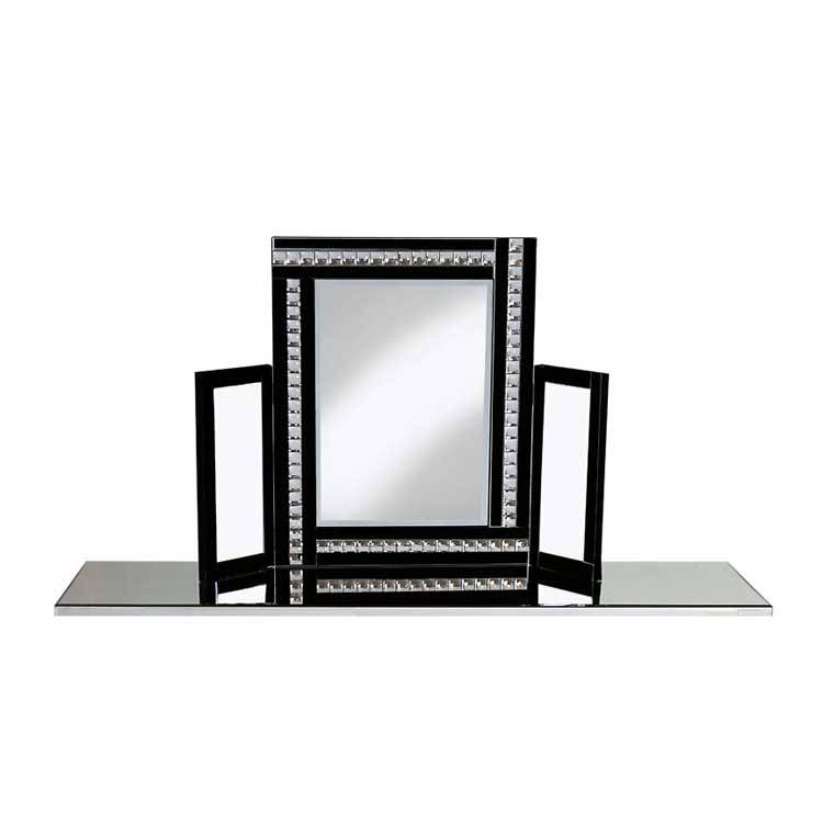 Dressing Table Mirrors | Exclusive Mirrors With Regard To Black Dressing Mirrors (View 4 of 20)