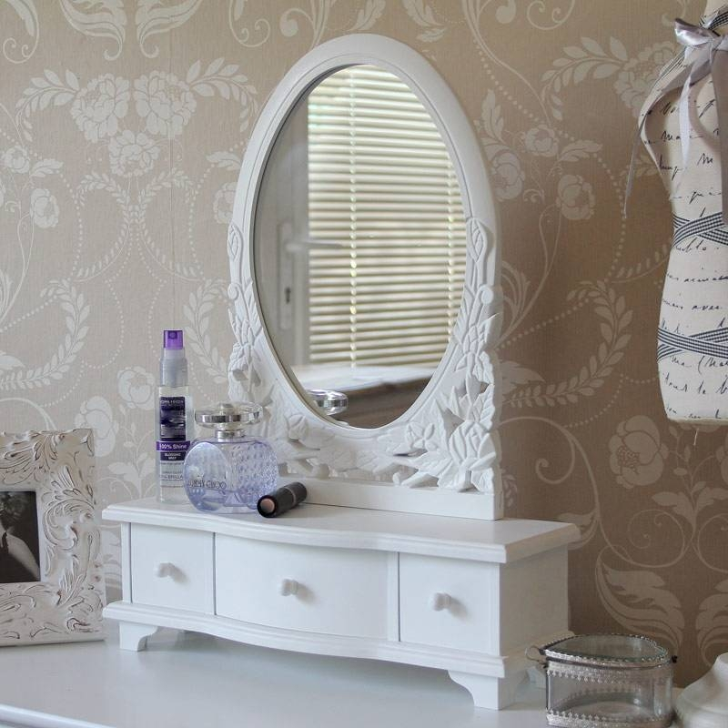 Dressing Table Mirrors | Thinkvanity Pertaining To Dressing Table Mirrors (View 7 of 20)
