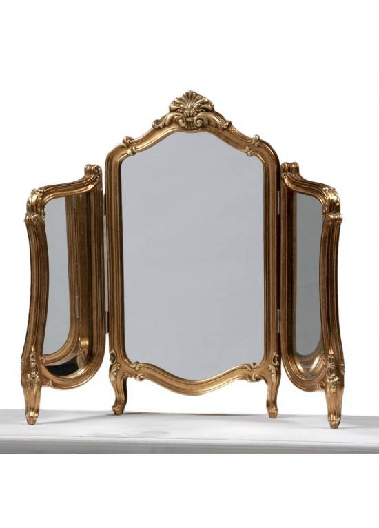 Dressing Table Mirrors | Totalmirrors – The Uk's Largest Mirror For Gold Dressing Table Mirrors (View 8 of 30)