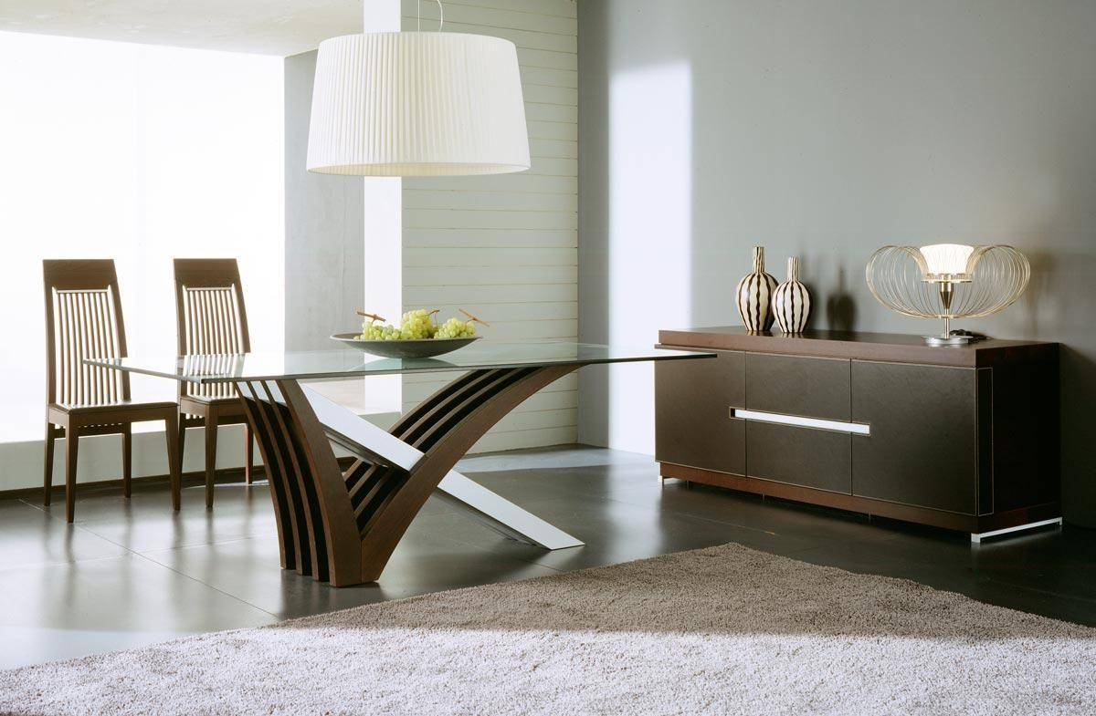 Viewing Photos of Glass Sideboards for Dining Room (Showing 20 of ...