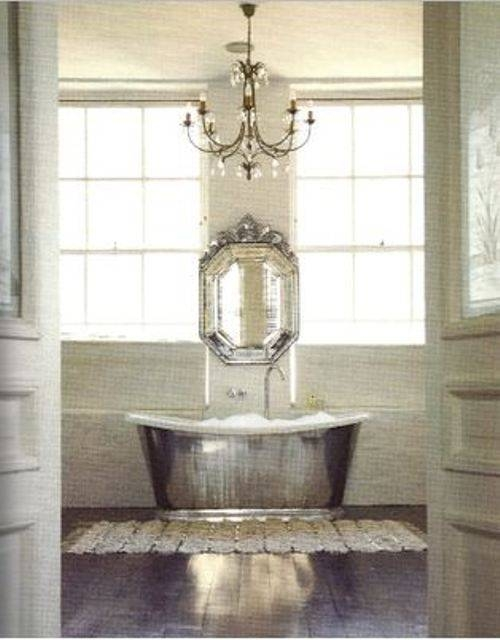 Elegant Venetian Mirrors Intended For Venetian Bathroom Mirrors (#5 of 20)
