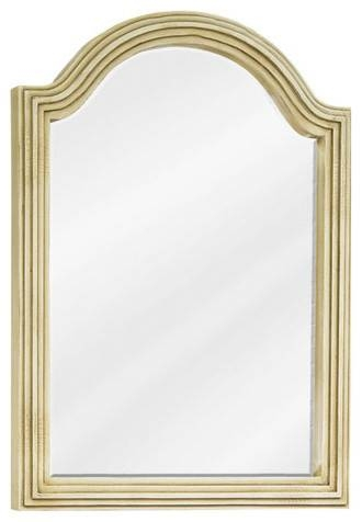 Elements Mir029D 60 Compton Collection Arched 22 X 30 Inch Regarding Arched Bathroom Mirrors (#15 of 20)