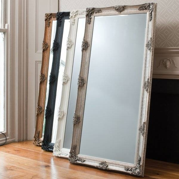 Ella Leaner Mirror | Large Free Standing Mirror Pertaining To Large Stand Alone Mirrors (#18 of 30)