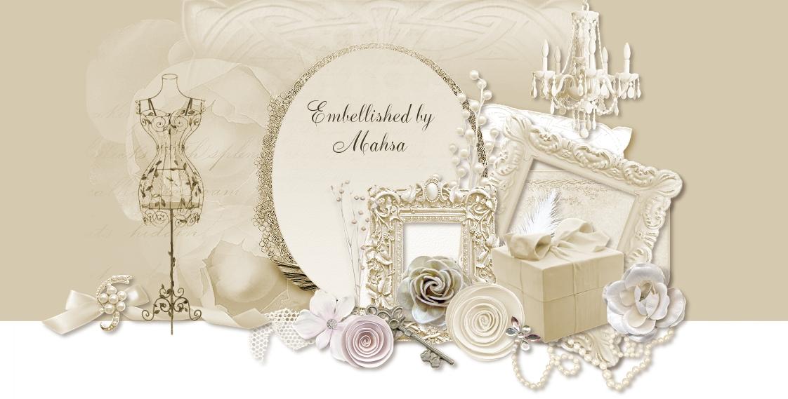 Embellishedmahsa, Mirrors Throughout Embellished Mirrors (#23 of 30)
