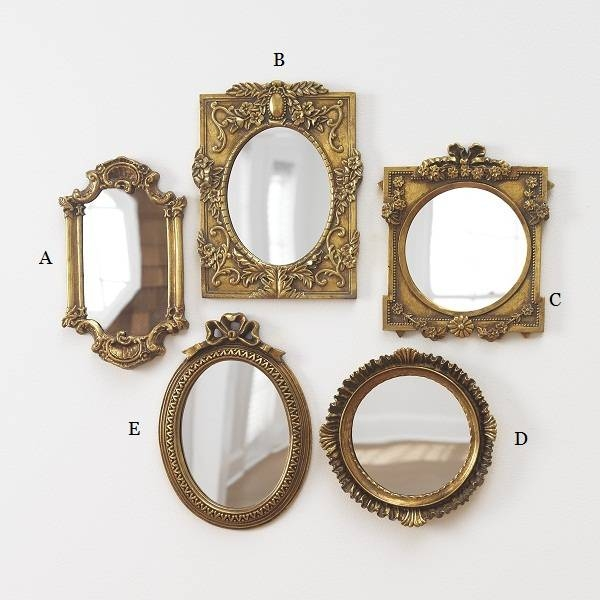 Embellishedmahsa, Mirrors Within Embellished Mirrors (View 24 of 30)