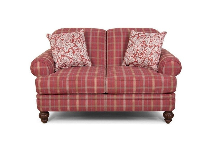 England Furniture Loveseats England Furniture Quality With Regard To Country Style Sofas And Loveseats (#9 of 15)