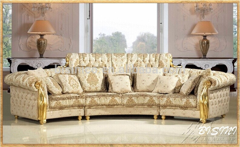 English Romantic Furniturebright Color Classic Sectional Sofa Within Classic English Sofas (View 11 of 15)