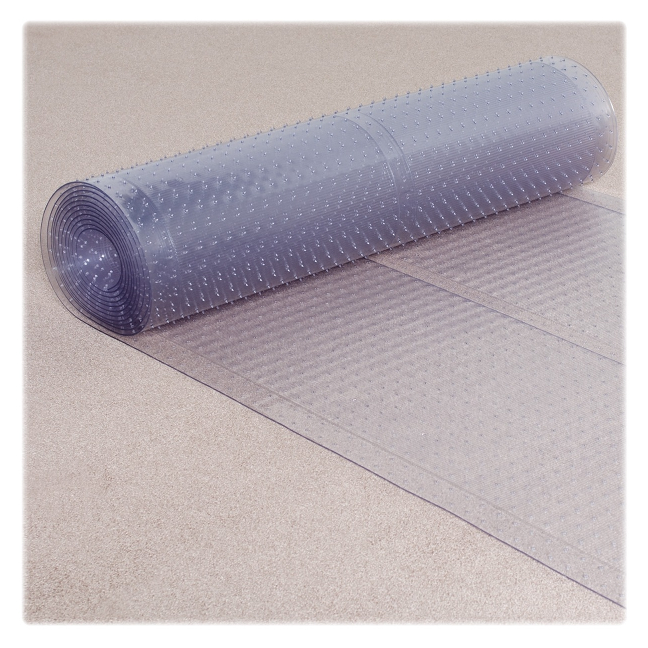 Es Robbins Vinyl Runner Carpet 10 Ft Length X 27 Width In Plastic Carpet Protector Hallway Runners (#6 of 20)