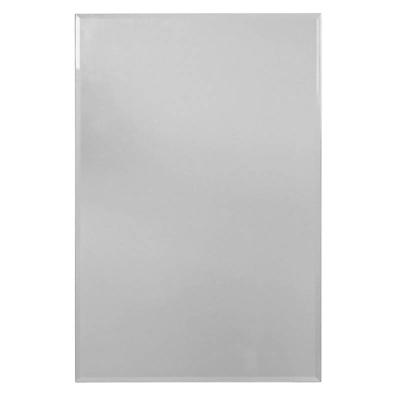 Everton 1200 X 900Mm Polished Bevel Edge Mirror | Bunnings Warehouse With Regard To Bevel Edged Mirrors (#11 of 20)