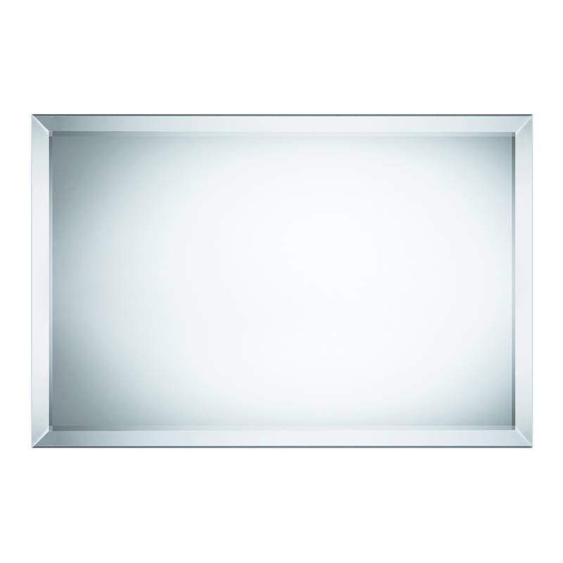 Everton 600 X 900Mm Polished Bevel Edge Mirror | Bunnings Warehouse For Bevelled Edge Mirrors (#11 of 20)