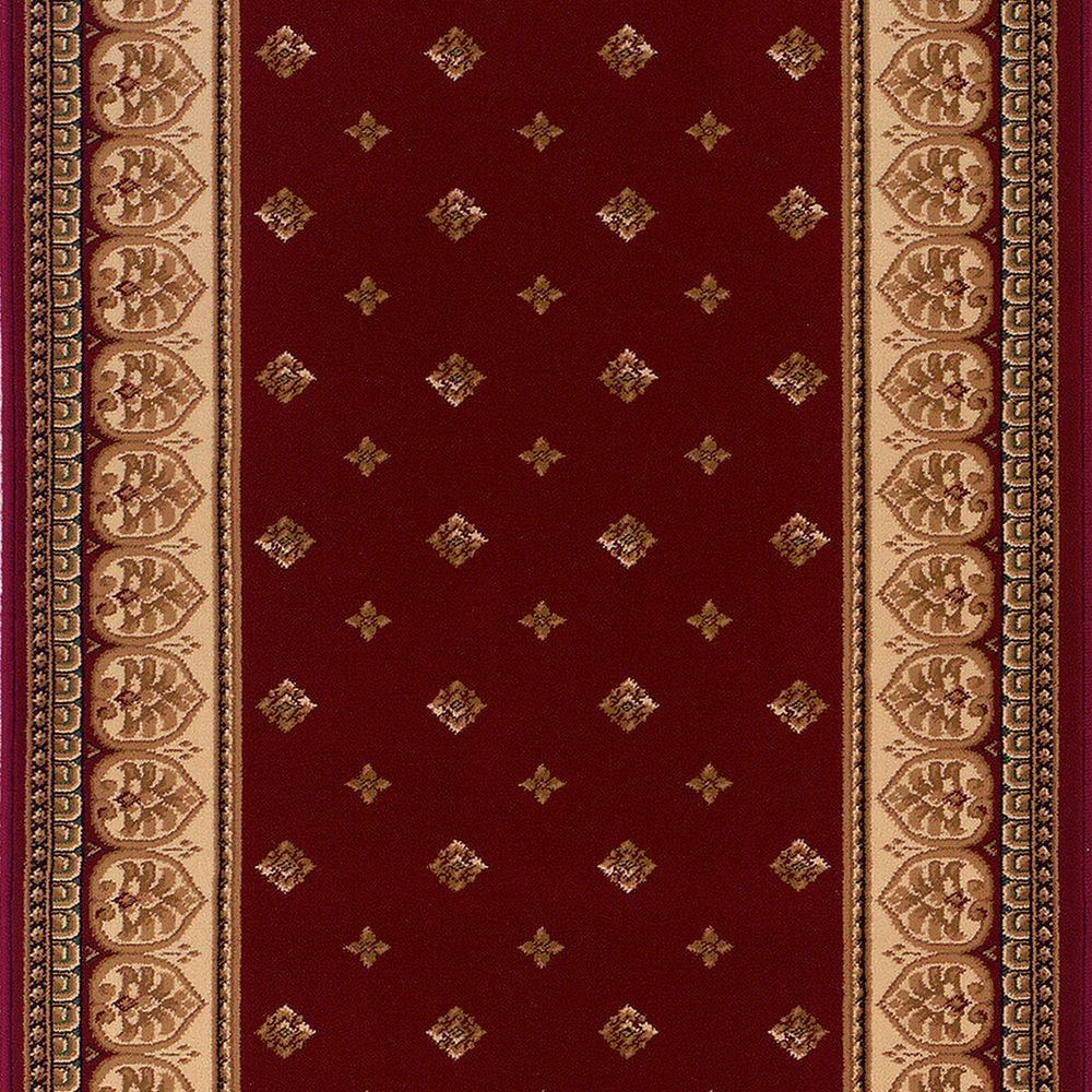 Exellan Rugs Flooring The Home Depot Intended For Red Runner Rugs For Hallway (#7 of 20)