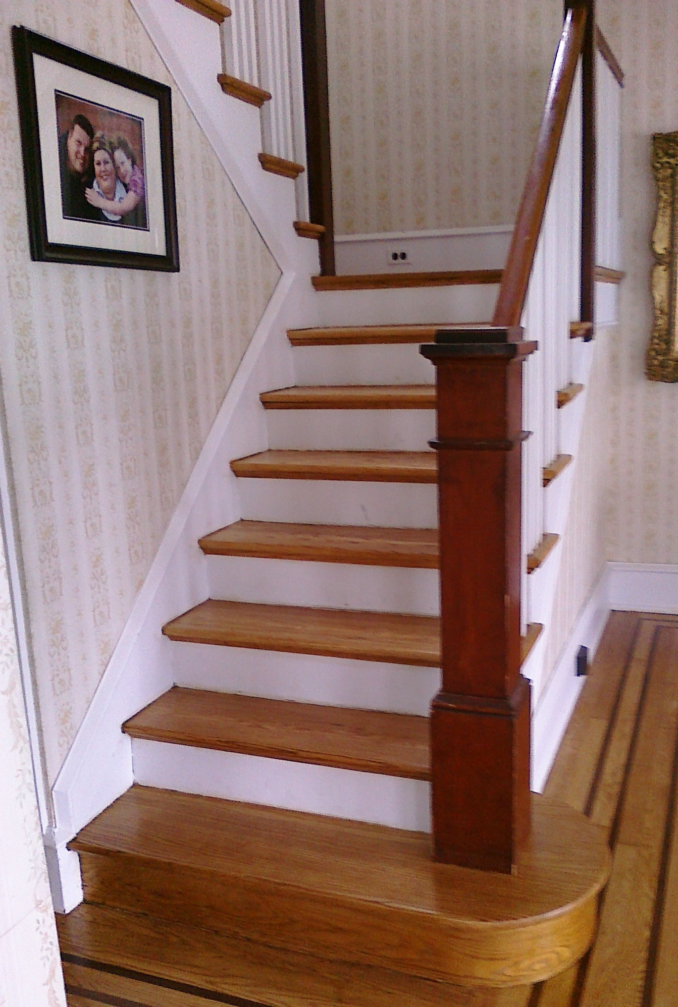 Exterior Interesting Stair Treads For Interior And Wooden Stairs