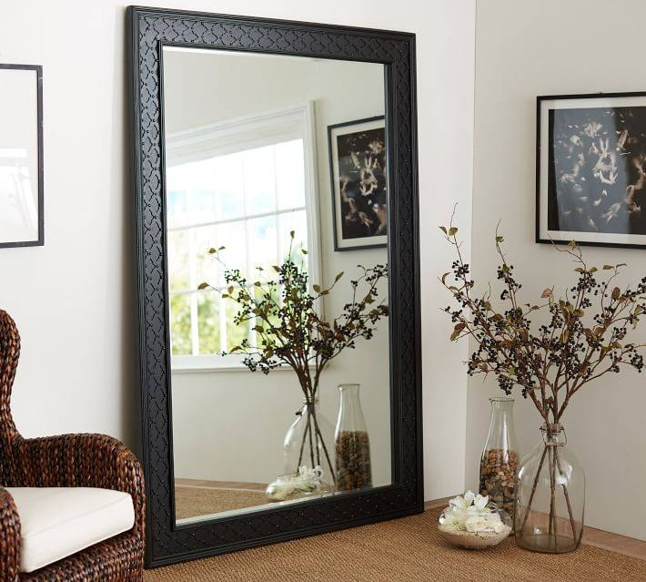 Extra Large White Floor Mirror – Best Dinning Table And Floor Inside Extra Large Black Mirrors (#22 of 30)