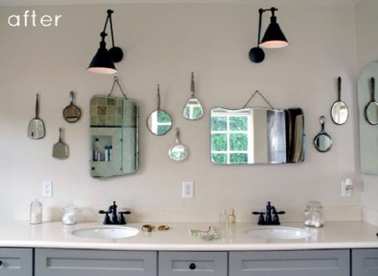 Fair Bathroom Mirrors Ideas In Different Bathroom Collection In Unusual Mirrors For Bathrooms (#13 of 20)
