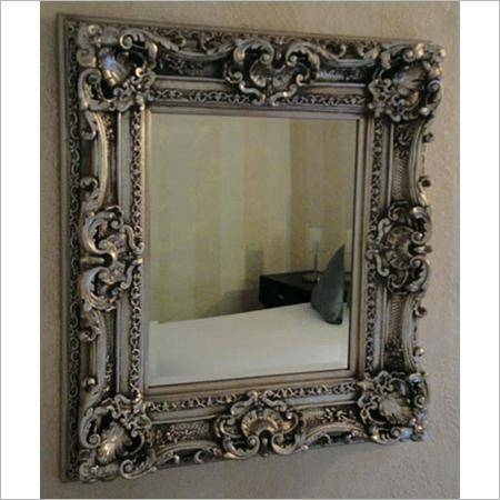 Popular Photo of Fancy Wall Mirrors