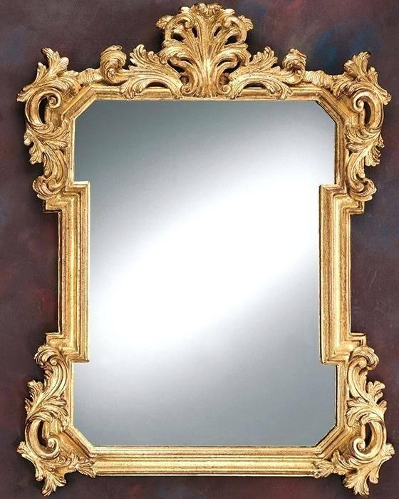 Fancy Wall Mirrors Large Decorative Mirrorsfancy Uk Bathroom Inside Fancy Mirrors (#25 of 30)