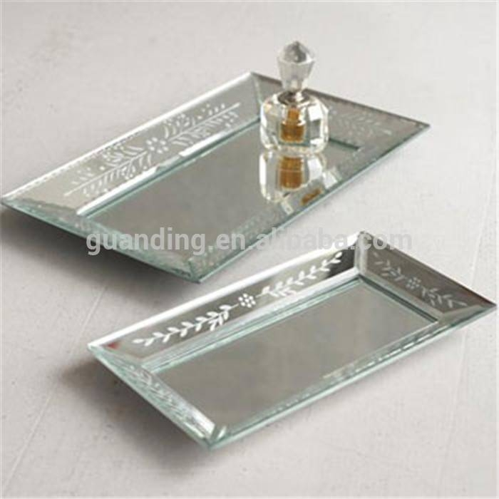 Fashion Decor Venetian Mirror Serving Tray – Buy Mirror Serving Inside Venetian Tray Mirrors (#15 of 20)