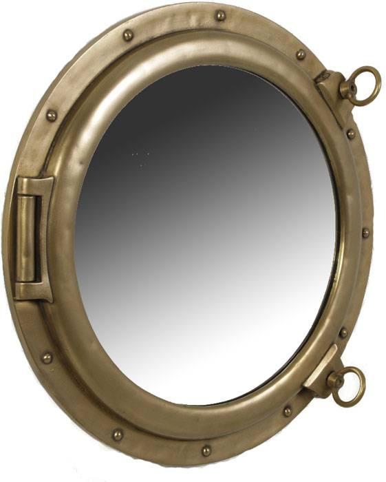 Fiberglass Resin Portholes Many Finishes With Round Porthole Mirrors (View 13 of 30)