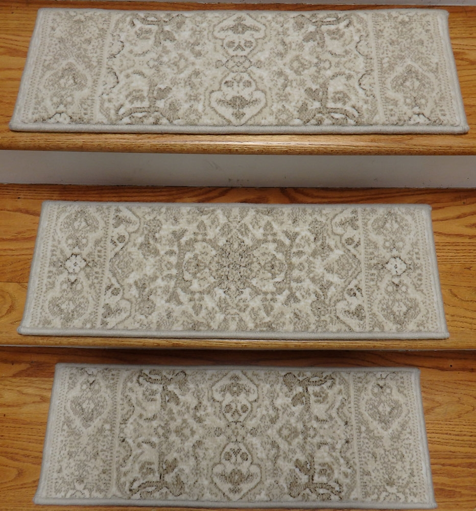 Finished Carpet Stair Treads Tread Sets For Stairs Carpet Treads For Stair Tread Carpet Rugs (#4 of 20)