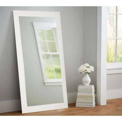 Floor Mirror – Mirrors – Wall Decor – The Home Depot Intended For Standing Dressing Mirrors (#20 of 30)