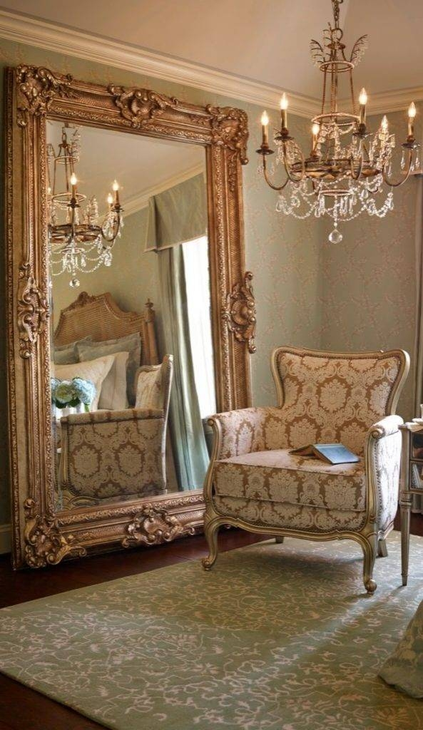 Floor Mirrors Houses Flooring Picture Ideas – Blogule With Baroque Floor Mirrors (#15 of 20)