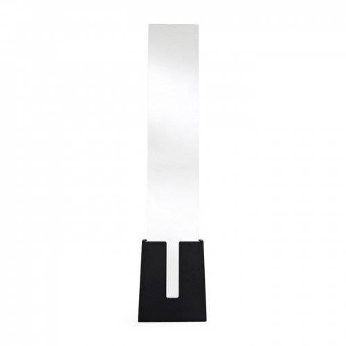 Floor Mirrors | Luxury Floor Standing Mirrors | Heal's Intended For Black Floor Standing Mirrors (#17 of 30)
