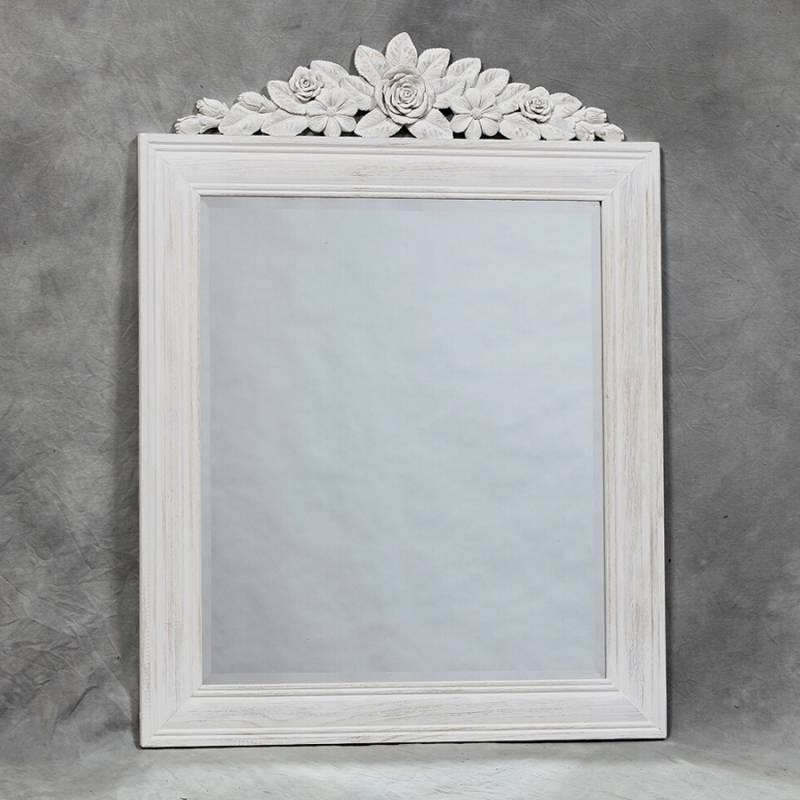 Floor Standing Mirrors Cheval Dressing Mirrors Rococo Mirrors In Shabby Chic Floor Standing Mirrors (#26 of 30)