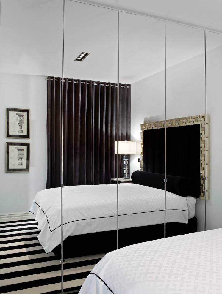 Floor To Ceiling Mirrors As Functional And Decorative Interior With Regard To Floor To Ceiling Mirrors (View 8 of 20)