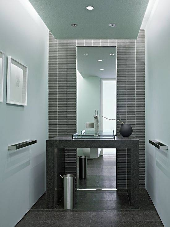Floor To Ceiling Mirrors | Houzz Throughout Floor To Ceiling Mirrors (View 16 of 20)