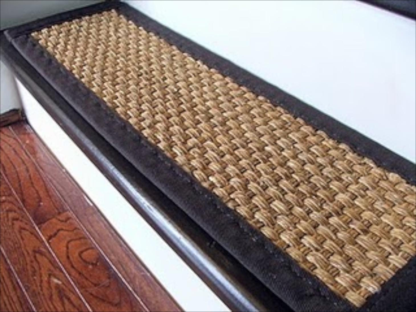 Flooring Carpeting Stair Treads Stair Treads Carpet Carpet Pertaining To Carpet Stair Treads And Rugs (#8 of 20)