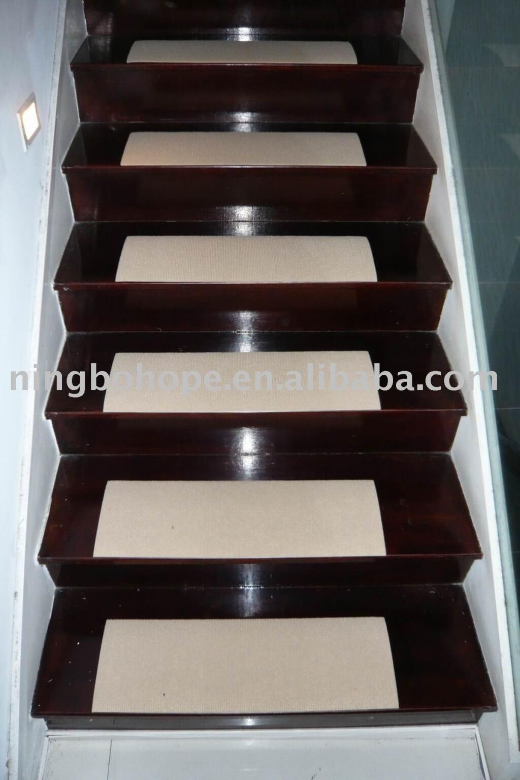 Flooring Flexible Carpet Non Slip Stair Treads Non Slip Rubber Inside Non Slip Carpet Stair Treads Indoor (#6 of 20)