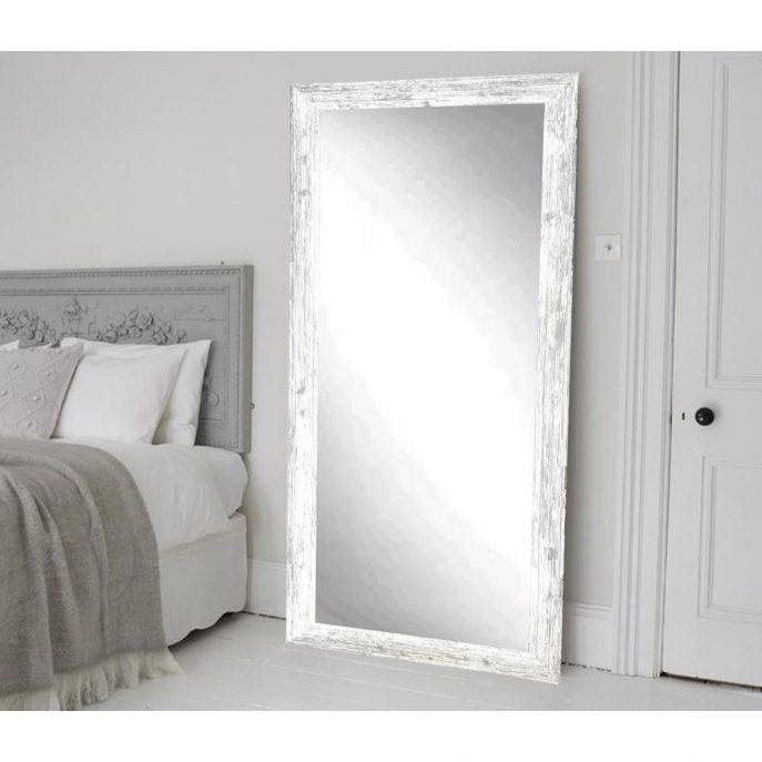 Flooring : Full Length Floor Mirror Black Standing Mirrors Pertaining To Black Floor Standing Mirrors (#19 of 30)