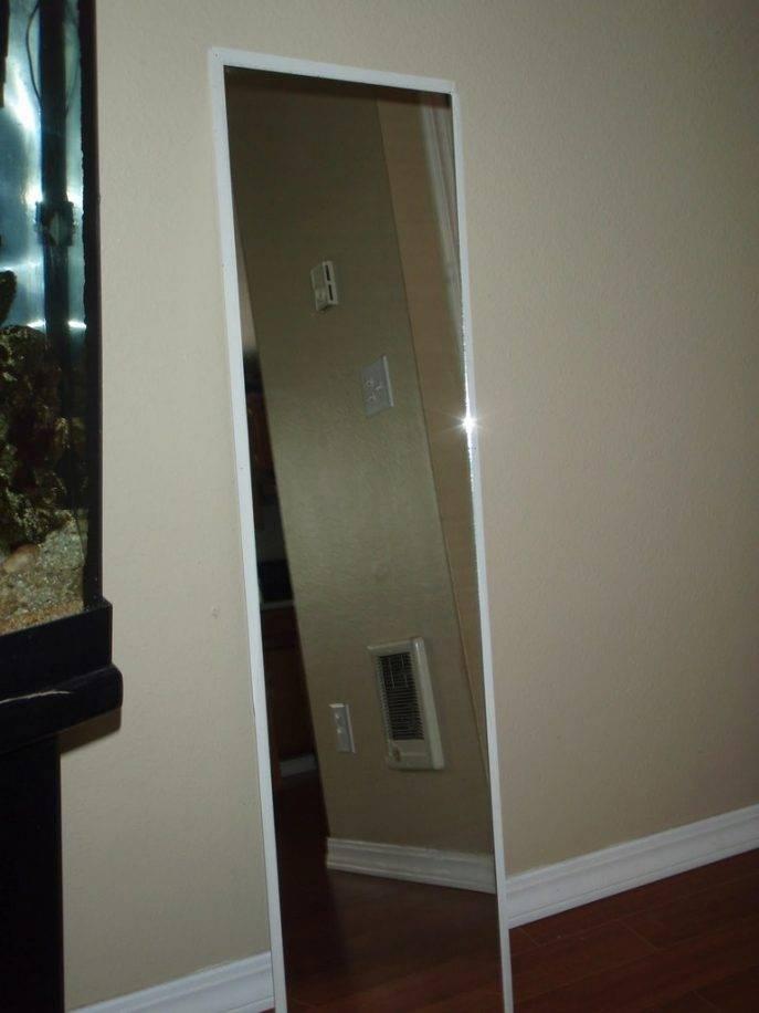 Flooring : Full Length Floor Mirror Black Standing Mirrors Throughout Black Floor Standing Mirrors (#20 of 30)