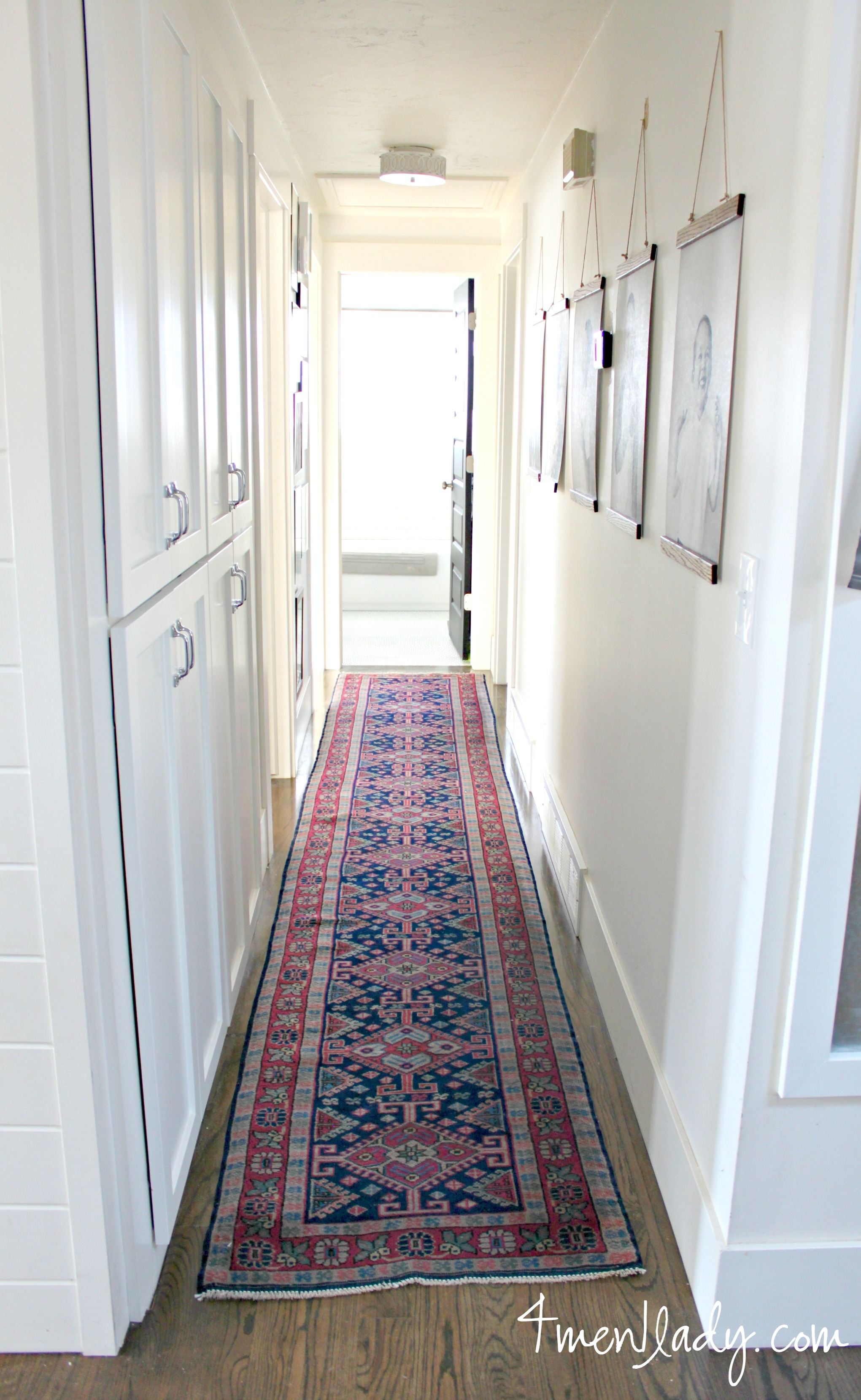 Flooring Hallway Runner Rugs Runners Throughout Long 9