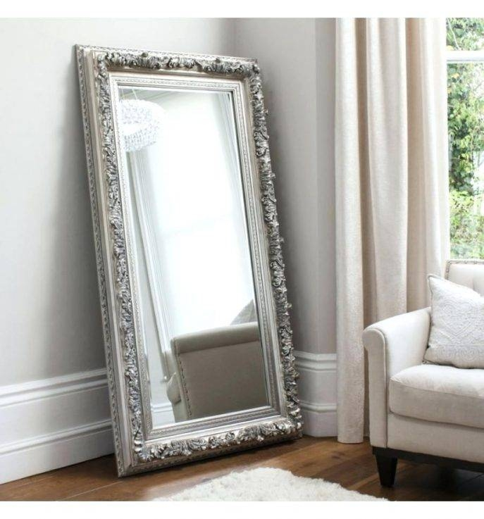 Flooring : Large Floor Length Mirror Fantastic Image Inspirations For Large Floor Length Mirrors (#10 of 20)