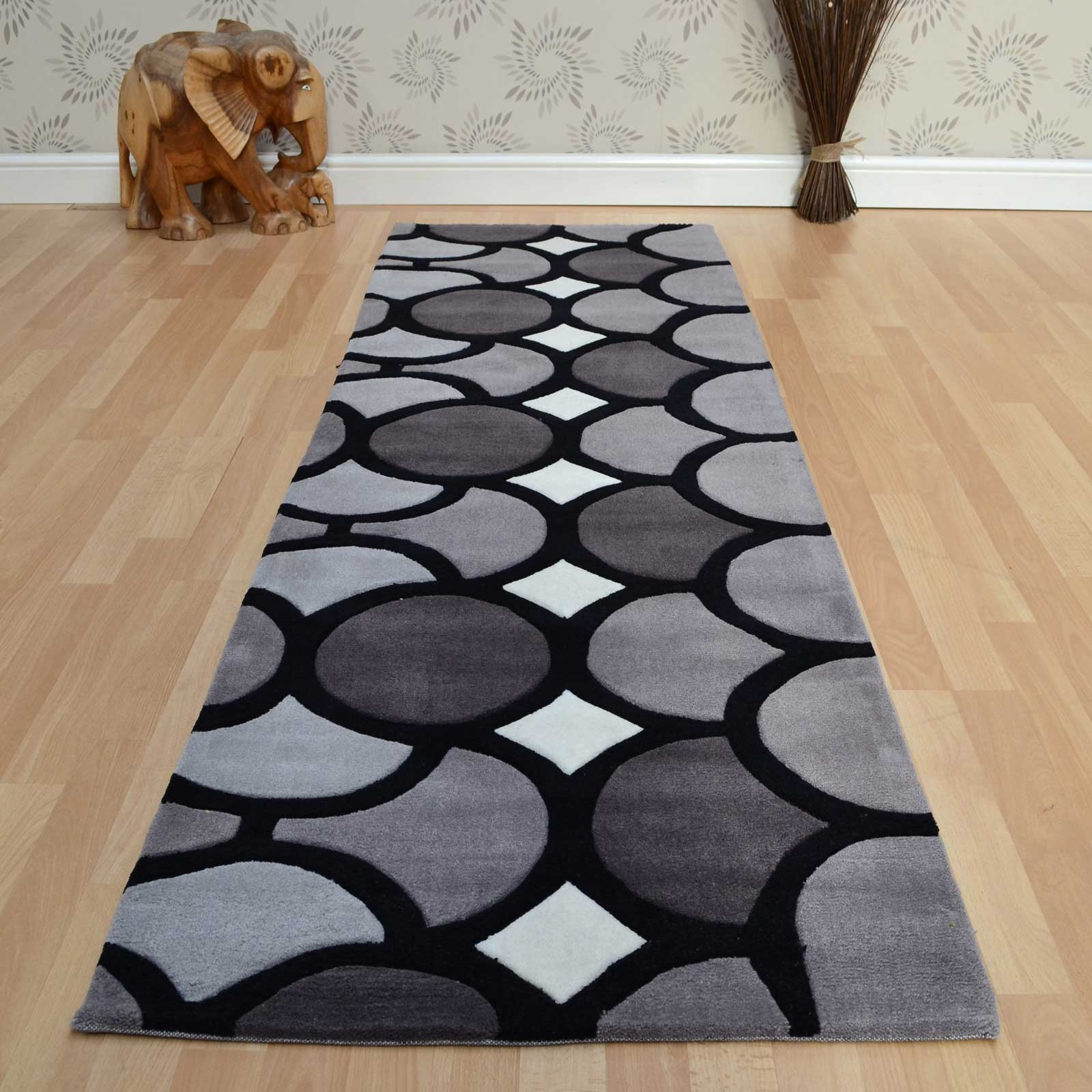 Rug Runners Contemporary: 20 Ideas Of Modern Runner Rugs For Hallway