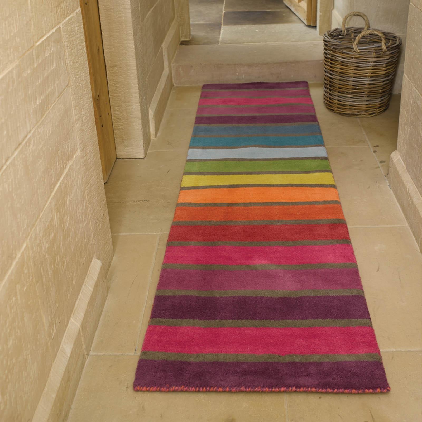 Flooring Lovely Hallway Runners For Floor Decor Idea Pertaining To Modern Runner Rugs For Hallway (View 12 of 20)