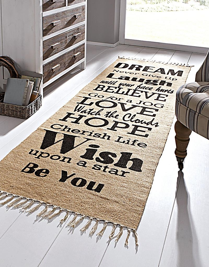 Flooring Lovely Hallway Runners For Floor Decor Idea With Modern Runner Rugs For Hallway (View 13 of 20)