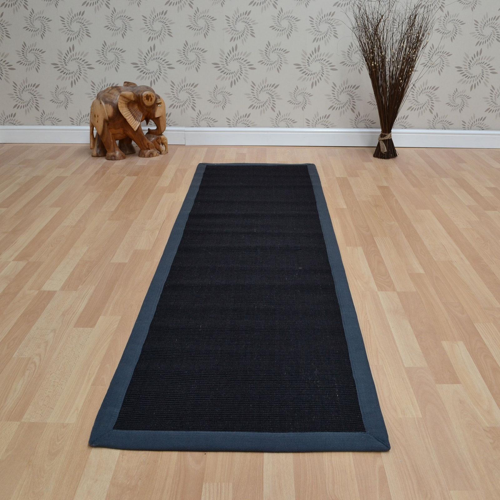 Flooring Lovely Hallway Runners For Floor Decor Idea Within Black Runner Rugs