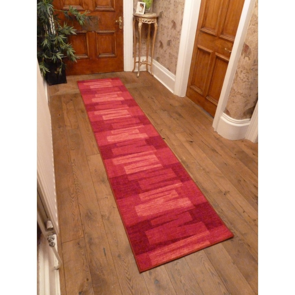 20 best of washable runner rugs for hallways for Contemporary runner rugs for hallway