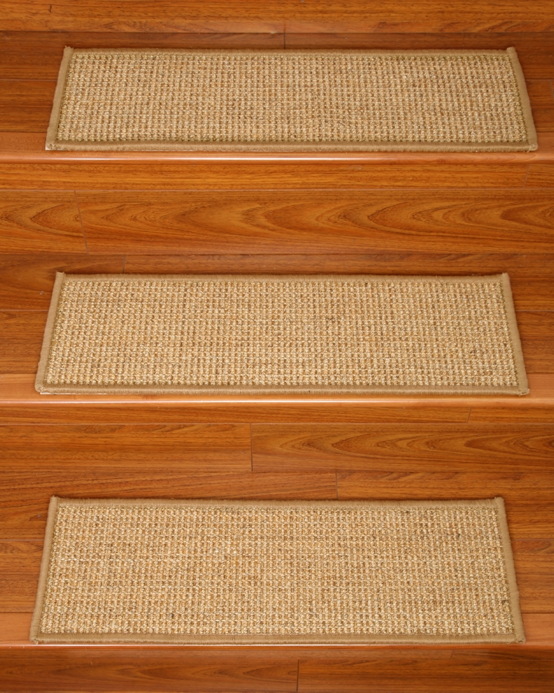 Flooring Pretty Stair Treads Carpet For Stair Decoration Idea Throughout Carpet Stair Treads Set Of  (#14 of 20)