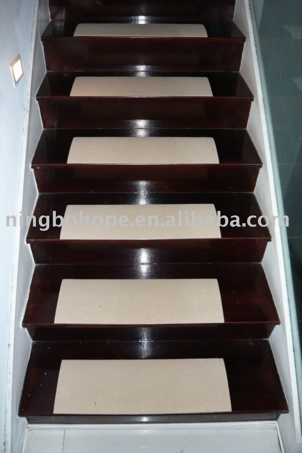 Inspiration About Flooring Self Adhesive Carpet Non Slip Stair Treads Non  Slip Within Stair Tread Carpet