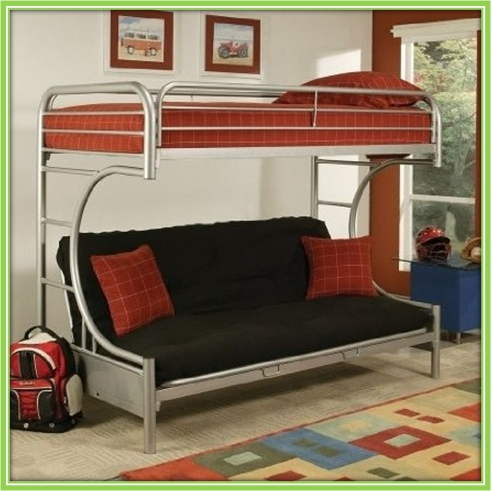 Folding Sofa Bunk Bed Folding Sofa Bunk Bed Suppliers And With Regard To Sofa Bunk Beds (#8 of 15)