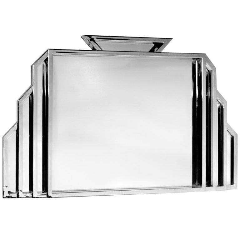 Four Art Deco Mirrors For Sale At 1Stdibs With Deco Mirrors (#18 of 30)