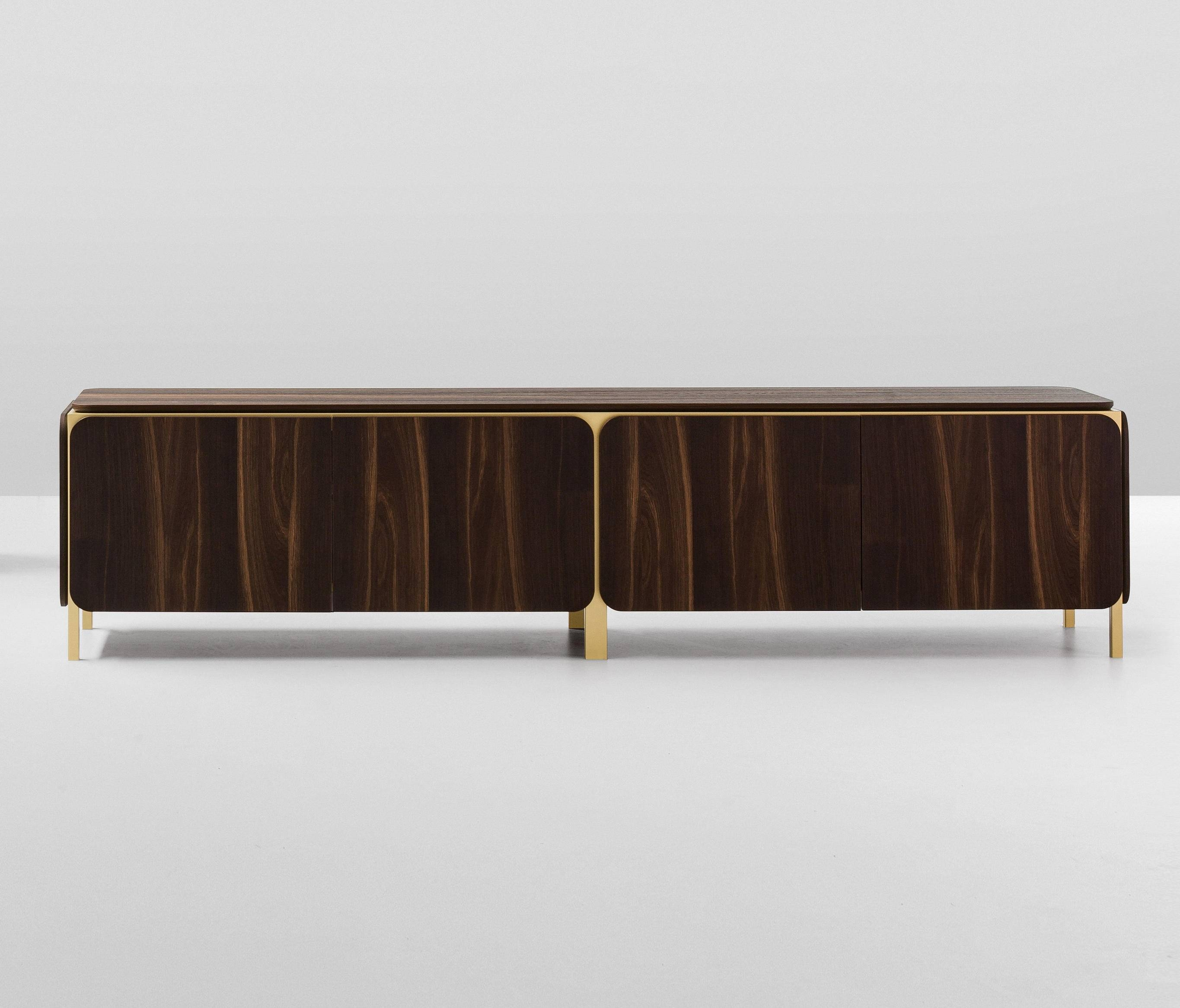 Frame Low – Sideboards From Bonaldo | Architonic Pertaining To Low Sideboards (#6 of 20)