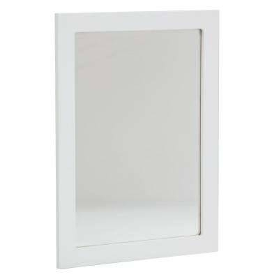 Framed – Bathroom Mirrors – Bath – The Home Depot Inside Slim Wall Mirrors (View 26 of 30)