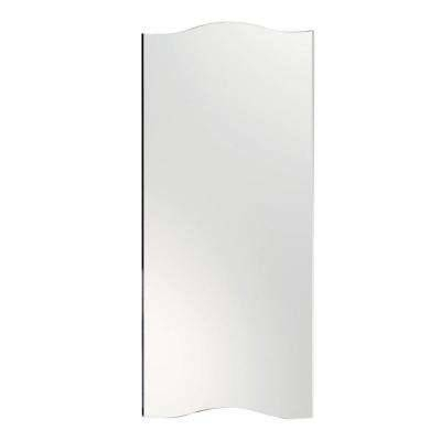 Frameless – Bathroom Mirrors – Bath – The Home Depot Intended For Square Frameless Mirrors (#10 of 30)
